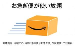 当日お急ぎ便・お届け日時指定が何度でも利用できる「Amazonプライム」は家族会員登録が可能だった