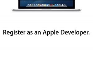 iPhoneアプリ開発の最初の一歩。「英語版」のApple IDは、このURLから作成可能!