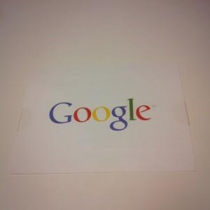 Googleから手紙がとどきました – Google Adsense