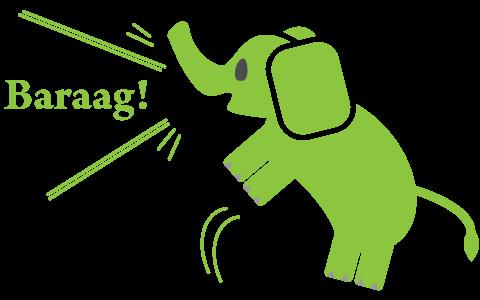 Evernote + Markdown ☓ はてなブログなツール「Baraag!」のロゴデザインを作成しました