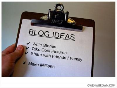 「必ず結果が出るブログ運営テクニック100」が実用的でビックリした